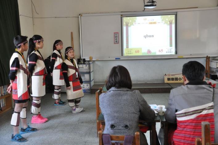 原住民族語單詞競賽新竹區初賽 300餘人展現族語實力