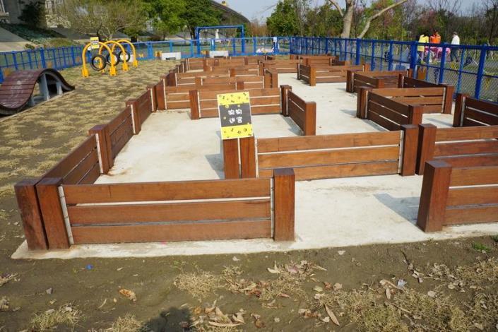 竹縣首座寵物運動公園   3月4日 在竹東河濱公園啟用 共7張圖片