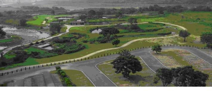 戶外環境教育場所 竹東生態公園取得認證