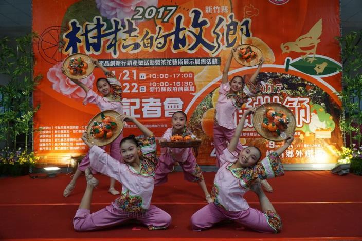 「柑桔的故鄉」1/21-22府前廣場開賣 歡迎買桔過好年 共13張圖片