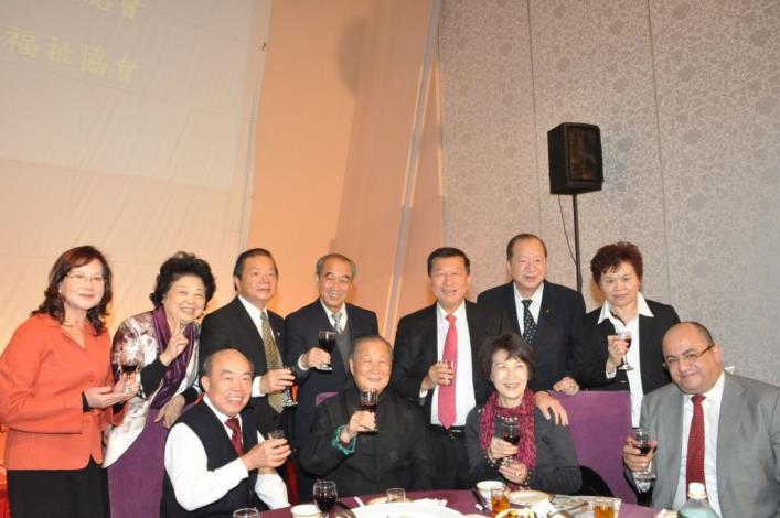 NGO國際社團聯合會議 號召參與2015世界客屬懇親大會