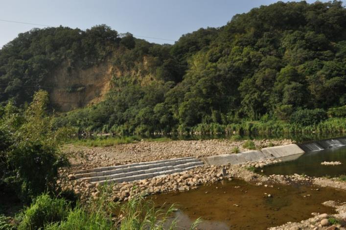 關西竹16線「無名橋」動土 橋樑基礎更安全 共28張圖片