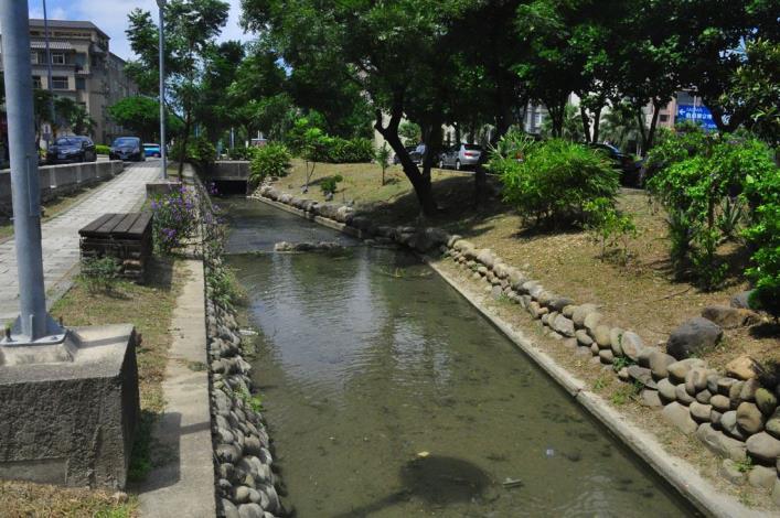 竹北六家水圳見學園區計畫活化空間增進瞭解