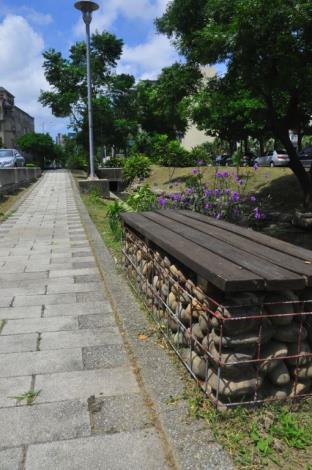 竹北六家水圳見學園區計畫活化空間增進瞭解 共2張圖片