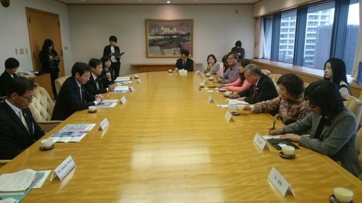 改善新竹觀光、醫療產業  邱縣長赴日觀摩神戶有馬溫泉與醫療產業都市