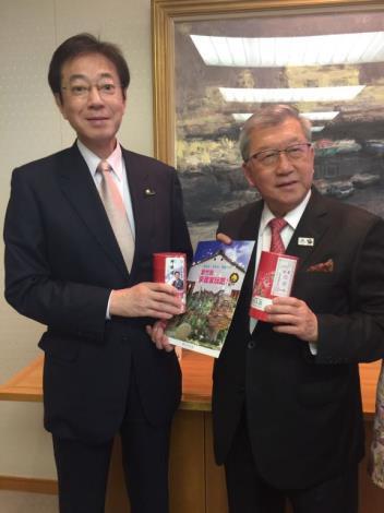 改善新竹觀光、醫療產業  邱縣長赴日觀摩神戶有馬溫泉與醫療產業都市 共8張圖片