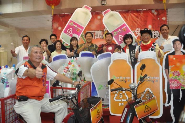收集百萬罐換義民之夜門票 共同打造台灣燈會