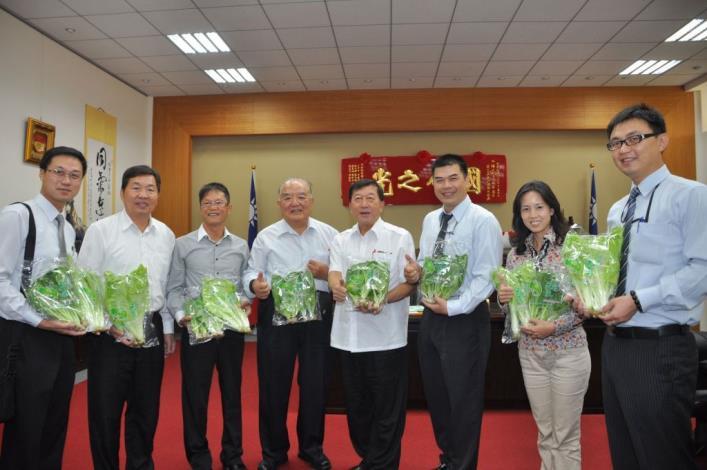 元通綠能科技找植物工廠 新竹縣府全力協助用地取得