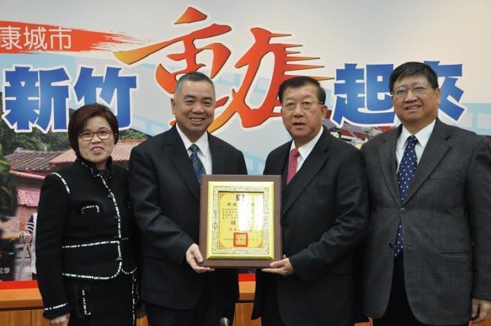 萬安37號演習   竹縣獲評全國乙組第一名特優獎