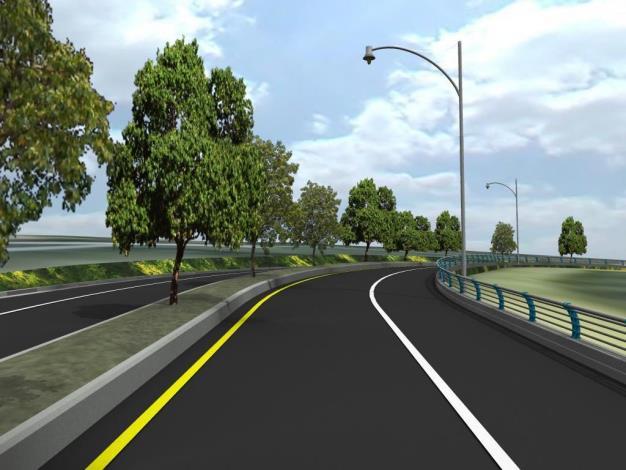 道路新闢拓寬更便利 縣府5年投注超過46.7億元