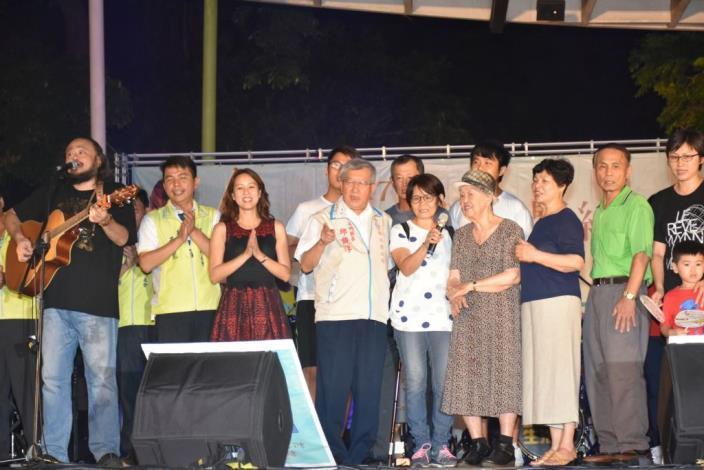 鄧雨賢紀念音樂會 家族後輩子孫齊聚獻唱十八姑娘