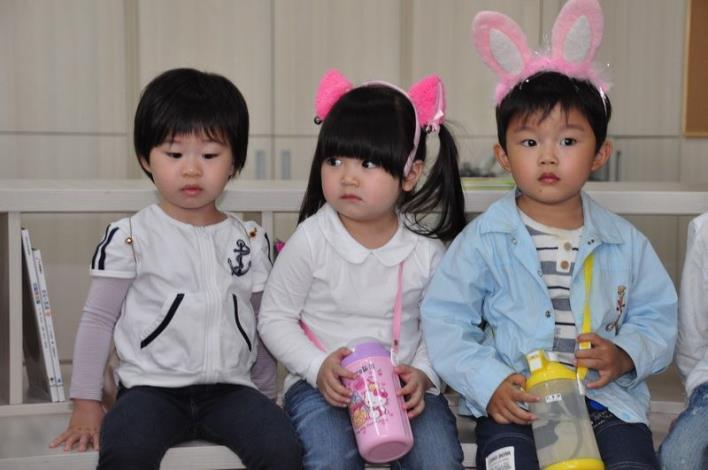 托育資源中心親子室開放 童言童語說故事大受歡迎 共34張圖片