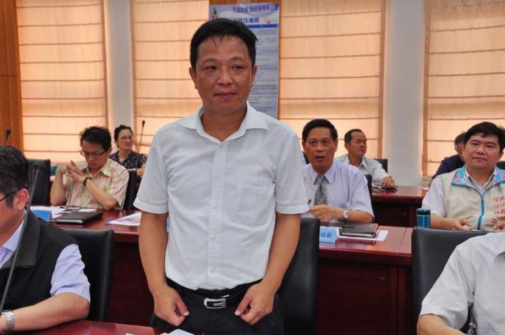 交旅處長李銷桂走馬上任 首要找出觀光新亮點 總體檢交通安全