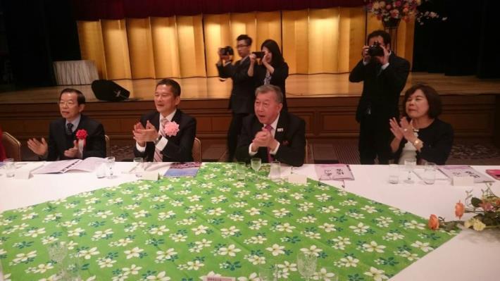 期許共同傳承客家文化 邱縣長參加日本東京崇正公會第51屆會員懇親大會 共15張圖片