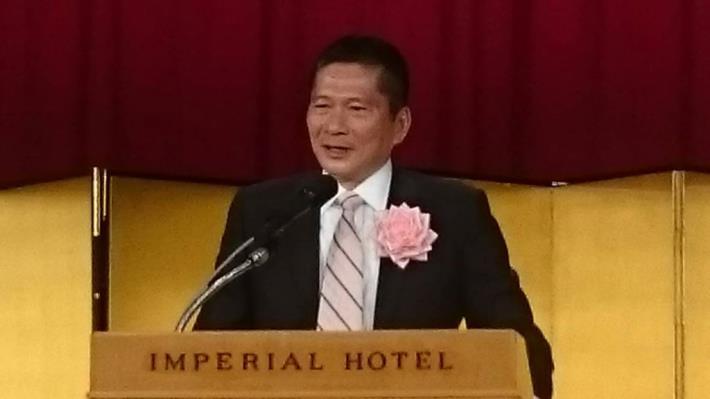 期許共同傳承客家文化 邱縣長參加日本東京崇正公會第51屆會員懇親大會