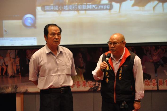 參加越南國際合唱節榮獲銀牌 尖石、錦屏兩國小辦感恩音樂會 共16張圖片