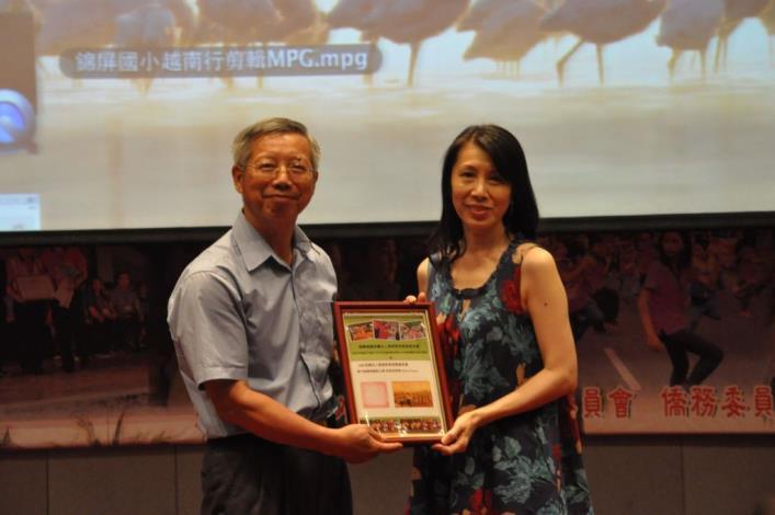 參加越南國際合唱節榮獲銀牌 尖石、錦屏兩國小辦感恩音樂會