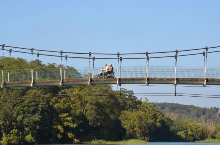 寶山水庫跨湖橋樑   9月底發包興建