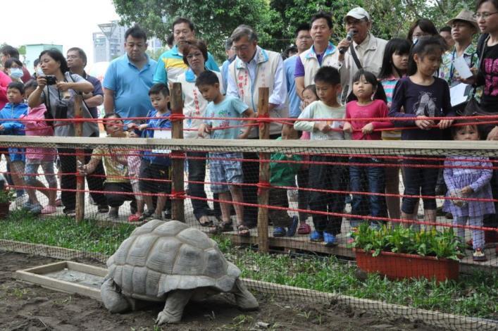 可愛動物區超療癒 客家文化嘉年華自然生態一起來探索 共6張圖片