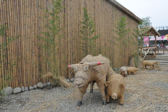 可愛動物區超療癒 客家文化嘉年華自然生態一起來探索