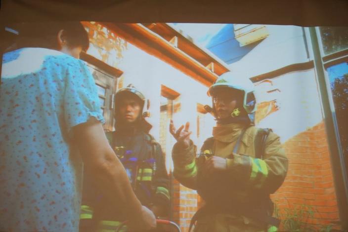 「住宅用火災警報器」微電影首映會 呼籲民眾踴躍安裝 共16張圖片