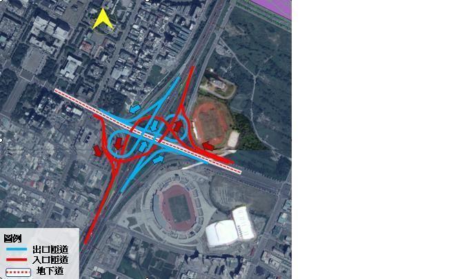 竹北交流道改善計畫獲高公局同意 預計投入40億元改善