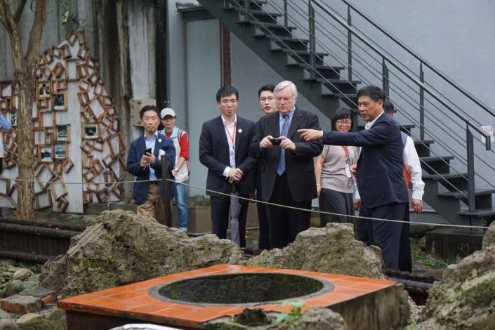 國際智慧城市論壇主席兼聯合創辦人John Jung實地考評   肯定新竹縣成為智慧城市 共14張圖片