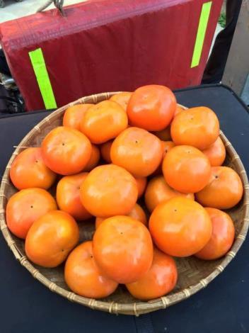 五峰、尖石甜柿節暨農產品促銷活動