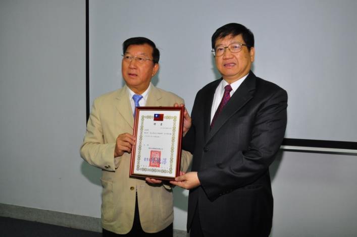 新竹瓦斯(股)公司人事佈達 楊文科擔任總經理
