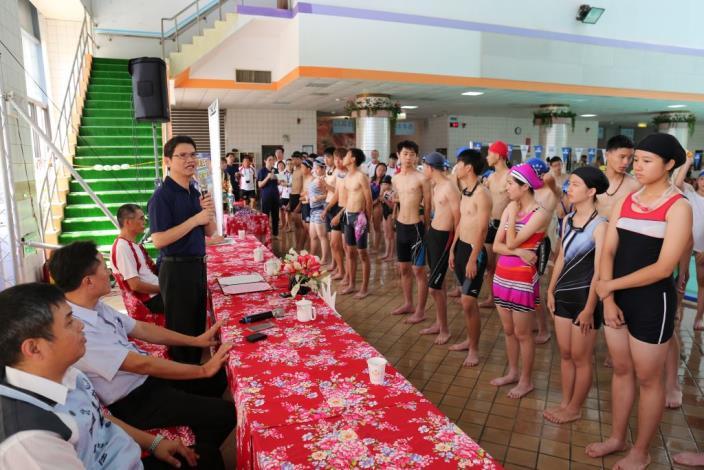 新竹縣2016水上救生、競賽體驗營活動
