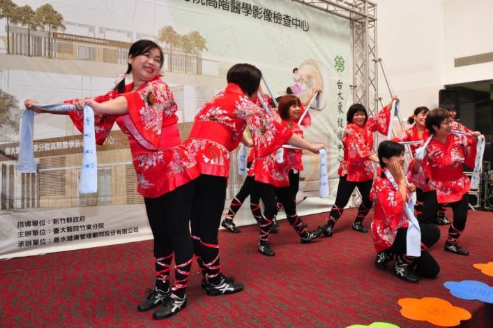 輕鬆一小時 健康一輩子 台大竹東分院高階健檢中心動工 共23張圖片