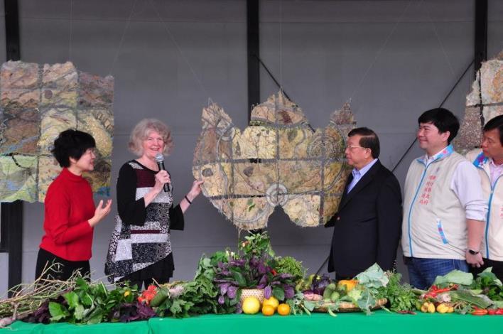 翻轉刻板印象 政府與民間開發全台首座「食物森林」 共23張圖片