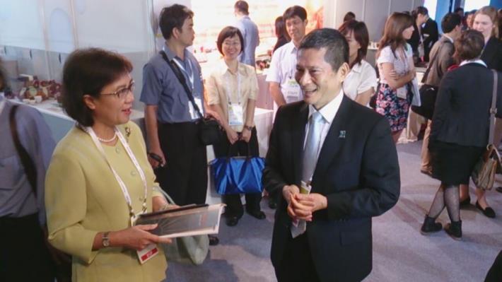 2013亞太城市高峰會登場 章副縣長受邀參加