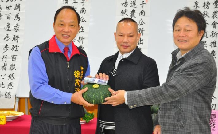 新豐鄉農會栗子南瓜成果發表會 共11張圖片