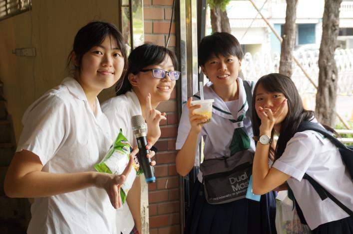 六家高中與日本廣島縣竹原高校締結姊妹校 共11張圖片