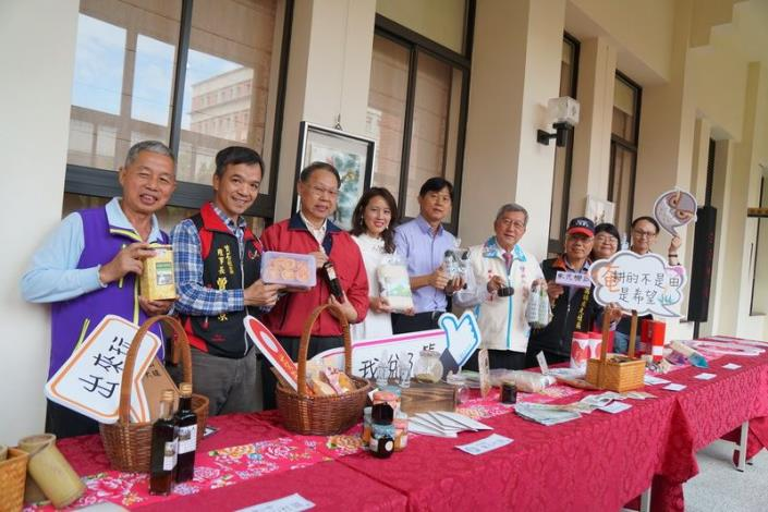 新竹縣農村再生成果展~風中的客人 12月8日歡迎參觀
