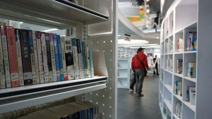 湖口鄉立圖書館全新驚艷登場  擁有完善閱讀環境及村民集會空間