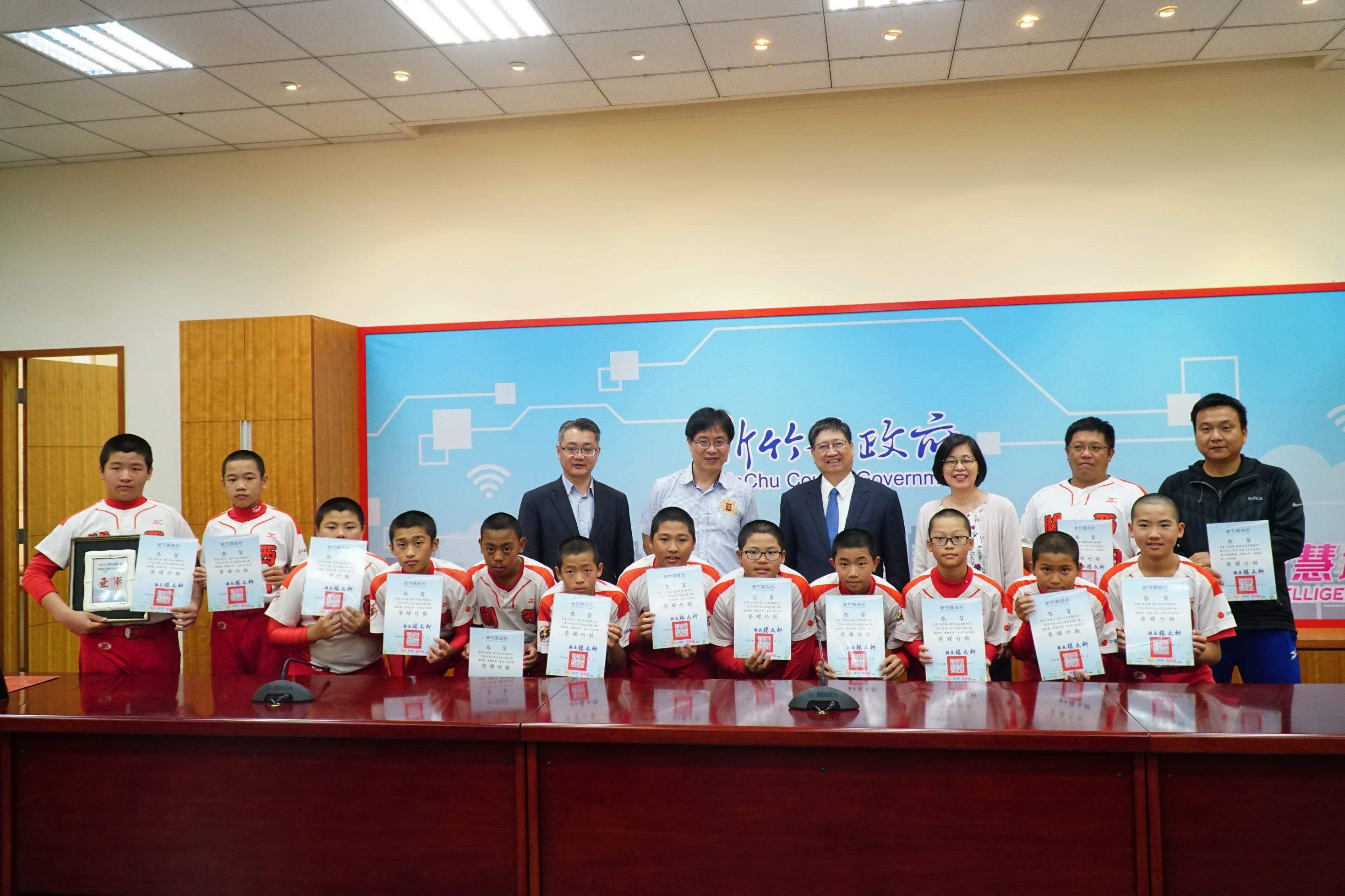 關西國小棒球隊再次打出好成績 榮獲高雄第七屆立德盃少棒錦標賽亞軍