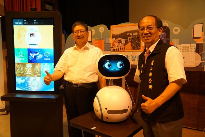 新竹縣AI 新零售智慧商圈 7月內灣打頭陣