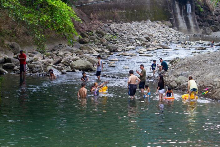 戲水不要去那裡! 新竹縣13處危險水域公布