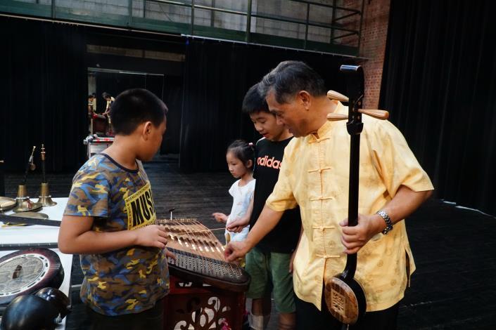 文化局舉辦北管八音、客家獅、客家戲曲藝術夏令營 學子踴躍參與