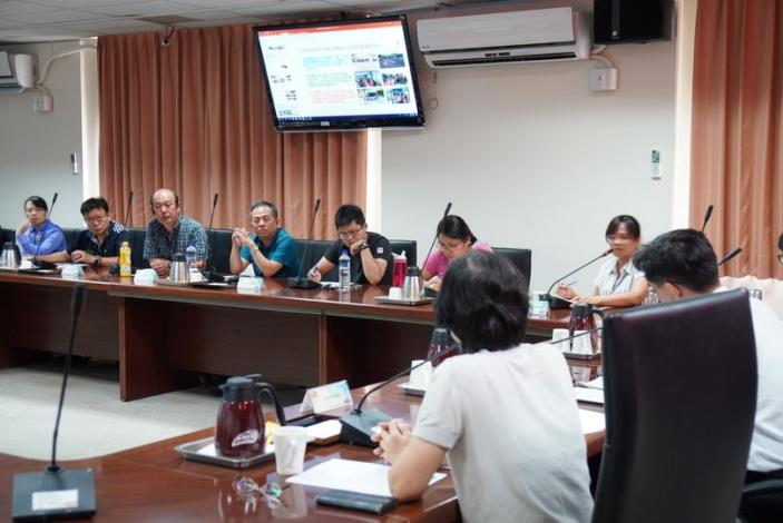 上課囉!新竹縣與各大專院校合作推動交通安全課程 共11張圖片