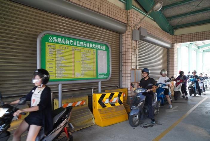 上課囉!新竹縣與各大專院校合作推動交通安全課程