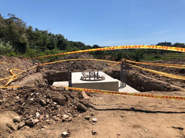 新豐鳳坑村風機設置案已暫時停工 將持續與居民溝通