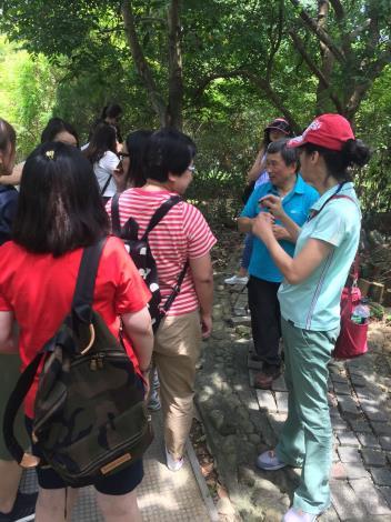 香港旅行社踩線團走訪竹縣 旅遊市場創商機
