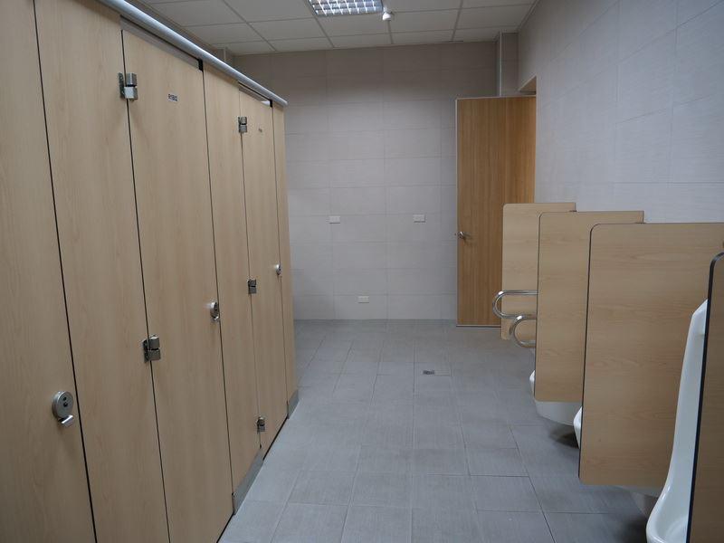 這個好! 縣府編預算 男廁將增設尿布台