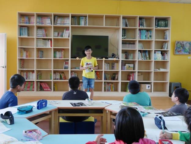 從「MSSR身教式閱讀」瑞興國小翻轉師生的「教」與「學」 共3張圖片
