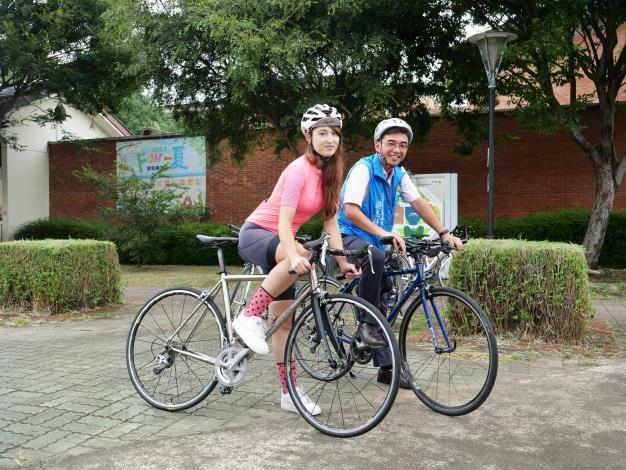 竹縣自行車節加碼微旅行 11/10輕鬆開騎遊竹縣 共8張圖片