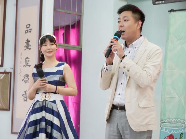 「2019我愛阿嬤妮」公益舞台劇新竹場 首次來到湖口鄉 共8張圖片