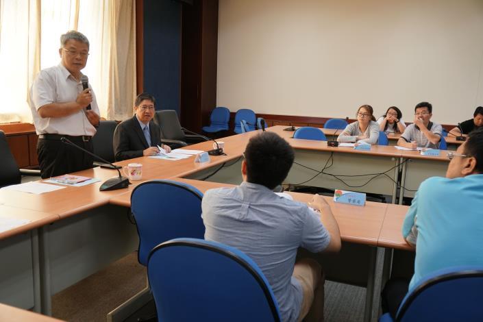 新竹縣108年度遊民業務聯繫會報會議